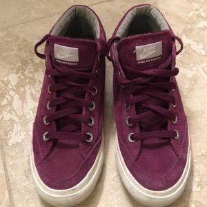 Barely worn Nike Chukkas